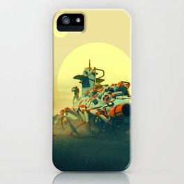 The Crawler iPhone Case