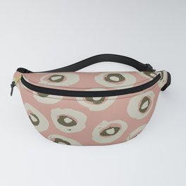 Spots of a Different Color Fanny Pack