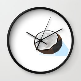 Deliciousness Wall Clock