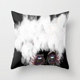 Disastrous Throw Pillow