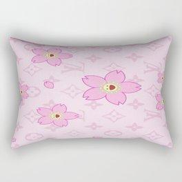 LouisVuitton Pattern Rectangular Pillow