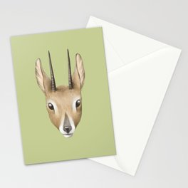 Antelope (colour) Stationery Cards