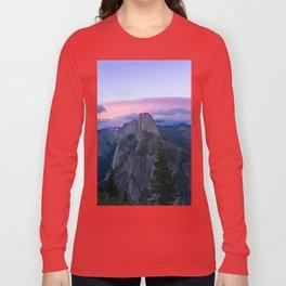 Yosemite National Park at Sunset Long Sleeve T-shirt