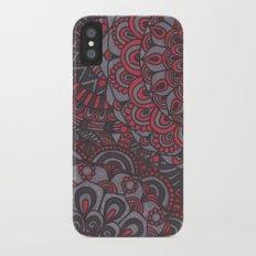 Classy iPhone X Slim Case