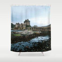 Eilean Donan Castle, Scotland Shower Curtain