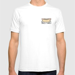 Nice Times Hot Dog T-shirt