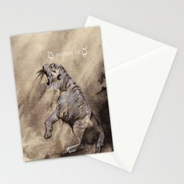 Heart of the Tiger Stationery Cards
