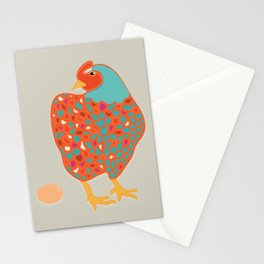 Mother Clucker Stationery Cards