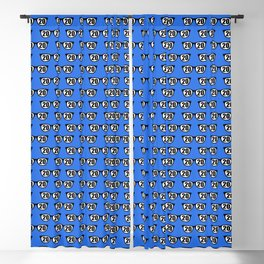2020 vision new years Blackout Curtain