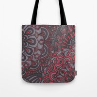 classy Tote Bags featuring Classy  by Doodle Art Designs by Dwyanna Stoltzfus
