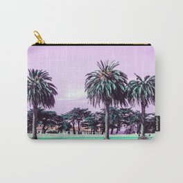 Three palm trees. Carry-All Pouch