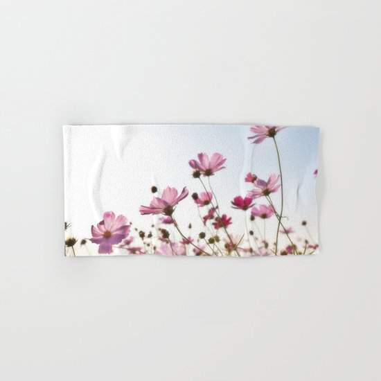 Plants flower Hand & Bath Towel
