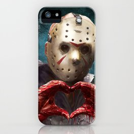Love, Jason iPhone Case