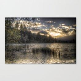 Loch na h-Àirde Canvas Print