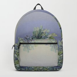 """Horizon of lavender"" Backpack"