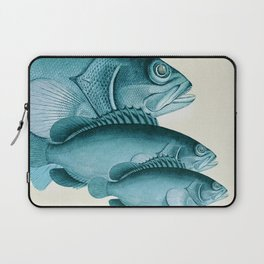 Fish Classic Designs 4 Laptop Sleeve