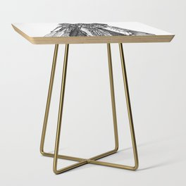 power of three Side Table