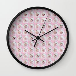 Lord Aries Cat Wall Clock