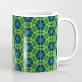 Neon Flux 02 Coffee Mug