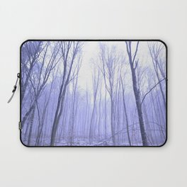 Forest in Winter Laptop Sleeve