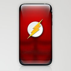 Flash Suit iPhone & iPod Skin