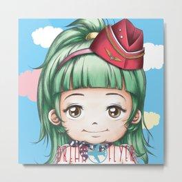Chu Chu Angel : Dress Up Party with Minty Metal Print