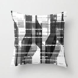 Architecture Lightning Throw Pillow