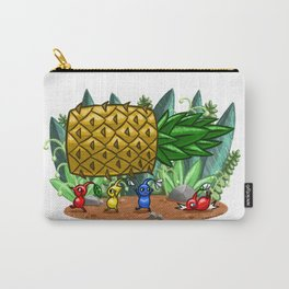 Pineapple Pikmin Carry-All Pouch