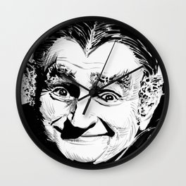 Grandpa Munster Wall Clock