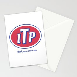 ITP Stationery Cards