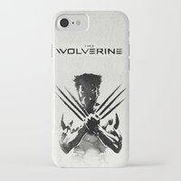 x men iPhone & iPod Cases featuring X-MEN by bimorecreative