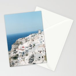 Oia, Santorini Stationery Cards
