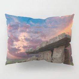 Poulnabrone Dolmen Sunset Pillow Sham