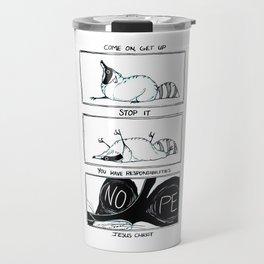 Responsibilities Travel Mug