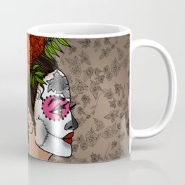 Rosa Maria on the Day of the Dead Coffee Mug