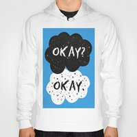 fault in our stars Hoodies featuring The Fault in our Stars by MariBee