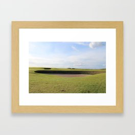 Out & In Framed Art Print
