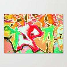 GRAFFITI 3 - ORIGINAL Canvas Print