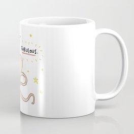 Honest Blob - Fabulous Coffee Mug