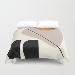 Abstract Shapes 61 Duvet Cover