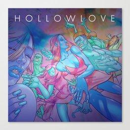 Hollowlove Dance Canvas Print