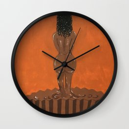Reese Love Wall Clock