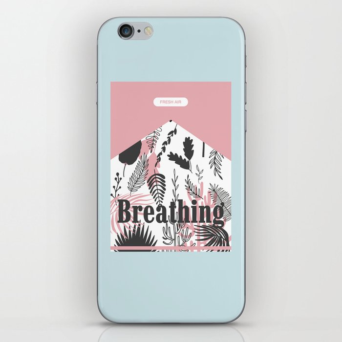 Breathing iPhone Skin