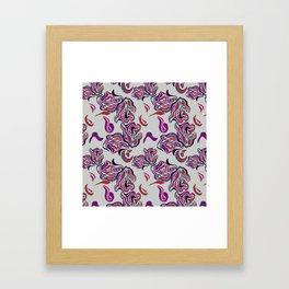 Leopard Love - 2 Framed Art Print