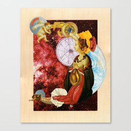 Fertility Rite Canvas Print