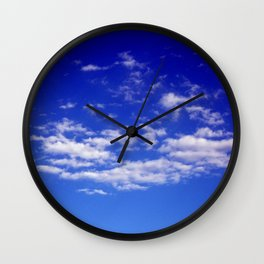 Shy Wall Clock