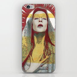 """Codename: Susan Glenn"" Pt.8 iPhone Skin"
