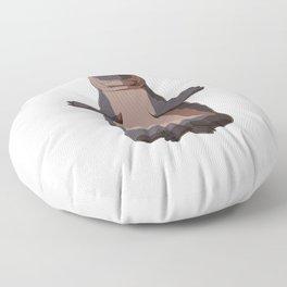 Medidate Hippo Floor Pillow