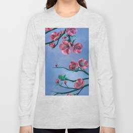Happiness Annie Hardy Long Sleeve T-shirt
