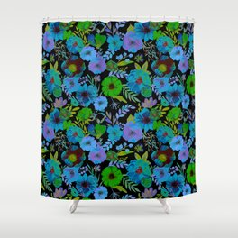 Flowers_105 Shower Curtain